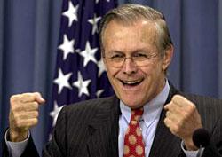 D.H. Rumsfeld