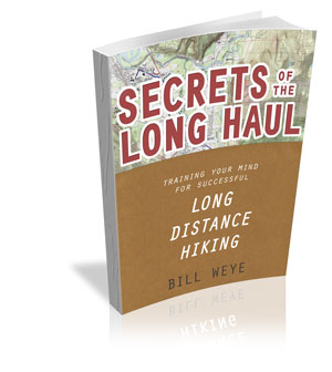 Secrets of the long haul - long distance hiking